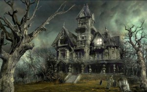 Бизнес-идея: открываем дом с привидениями