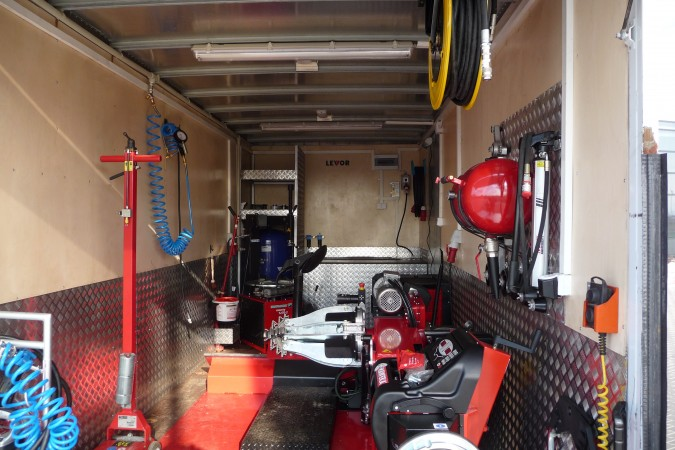 бизнес идеи по ремонту шин