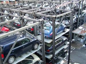 Бизнес-идея: открытие автостоянки